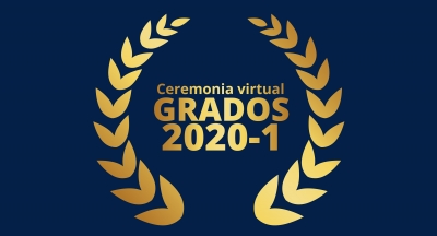 Ceremonia virtual de graduación 2020-1